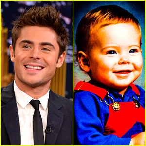 Zac Efron's Baby Pic Kills Us with Cuteness