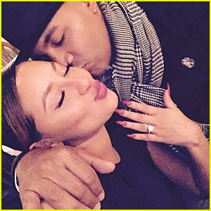 Adrienne Bailon Is Engaged To Lenny Santiago - See Her Ring!