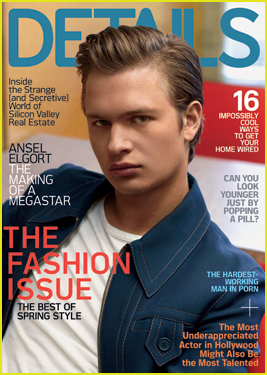 Ansel Elgort's Career Is Not Driven By Money