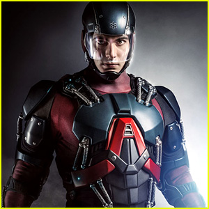Arrow's Ray Palmer Becomes The Atom - Get a First Look at the Costume!
