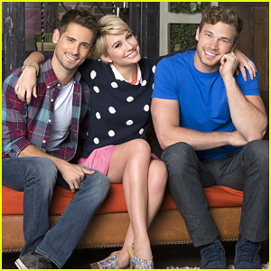 The Ben, Riley, & Danny Love Triangle Is Back On The Table On 'Baby Daddy'