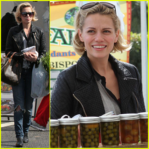 Bethany Joy Lenz Shows Off Sexy Short Hair