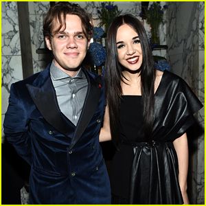 Ellar Coltrane & Lorelai Linklater Celebrate 'Boyhood' Before the Oscars