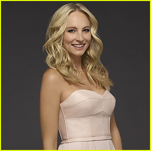 The Vampire Diaries' Candice Accola on Steroline's Sunset Kiss, Sheriff Forbes' Funeral, & More