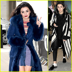 Charli XCX's Punk Cover of Taylor Swift's 'Shake It Off' Is Epic - Watch Now!