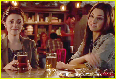 April Bonds With New Sister Natalie In 'Chasing Life' Tonight