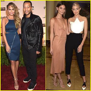 Gigi Hadid, Nina Agdal & More Sports Illustrated Models Take Over Nashville
