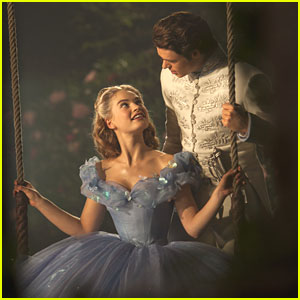 Cinderella Meets The Prince In Woods New Clips From