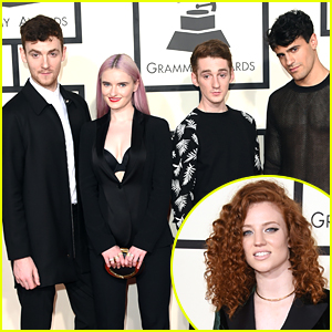Clean Bandit & Jess Glynne Win Best Dance Recording Grammy For 'Rather Be'