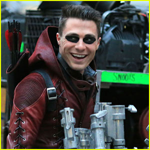 Colton Haynes Just Shared the Most Adorable 'Teen Wolf' Photo!