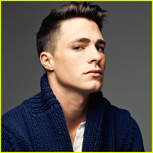 Colton Haynes Used To Stuff Socks In His Shoes To Appear Taller