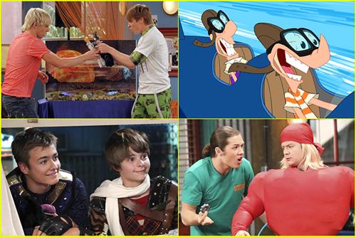 Austin & Dez, Jack & Rudy Or Lucas & Farkle - Who Is Your Favorite Disney Bromance?