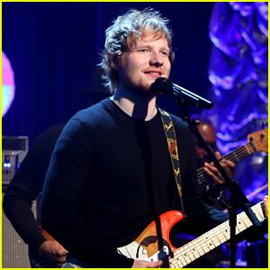 Ed Sheeran Announces a New Tour for 2015!