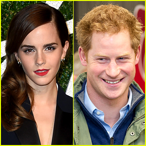 Emma Watson Dating Prince Harry? Rumors Are Heating Up!