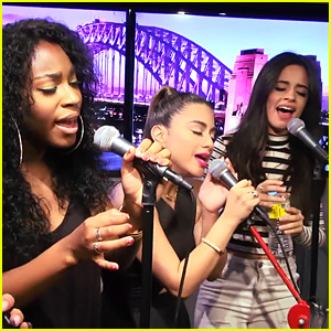 Fifth Harmony Covers One Direction 'They Don't Know About Us' - Watch Now!