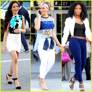 Fifth Harmony Are Fashion Forward For 'Reflection' Album Signing