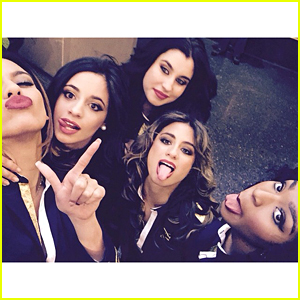 Fifth Harmony Give Big Shout Out To Fans During JJJ Takeover