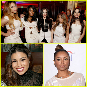 Fifth Harmony & Jordin Sparks Party It Up After Grammy 2015!
