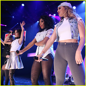 Fifth Harmony Celebrate 'Reflection' Album Release At iHeartRadio Theater