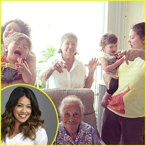 Gina Rodriguez Pays Tribute To Abuelita Rosa On Instagram After Her Passing