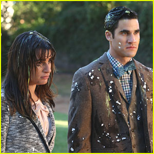 Rachel & Blaine Get Egged on Tonight's 'Glee'!