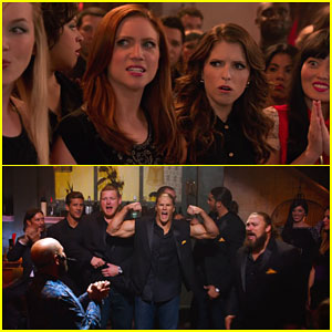 'Pitch Perfect 2's Super Bowl Ad is Aca-Amazing - Watch Now!