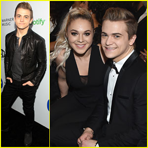 Hunter Hayes & Libby Barnes May Be the Cutest Couple at the Grammys!