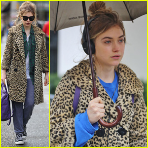 Imogen Poots is Ready for 'Roadies' in Vancouver