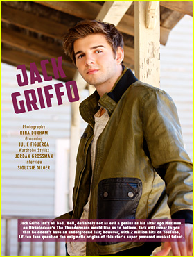 Jack Griffo Says He's Not an Evil Genius