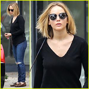 Jennifer Lawrence Celebrated Harry Styles' Birthday with Her Boyfriend!