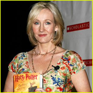 J.K. Rowling Answers All Our Biggest 'Harry Potter' Questions!