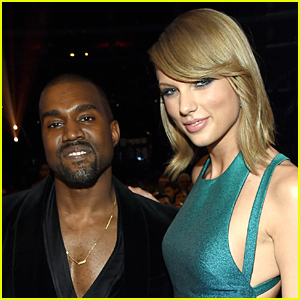 Taylor Swift & Kanye West Meet Up For Dinner in NYC