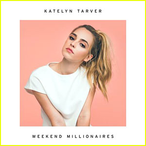 Katelyn Tarver Drops 'Weekend Millionaires' & We Can't Stop Singing Along To It
