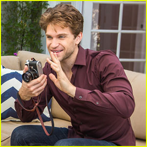 Keegan Allen's 'life.love.beauty.' Lands on Publishers Weekly's Bestseller List
