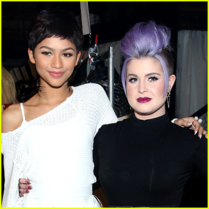 Zendaya Gets Kelly Osbourne's Support in 'Fashion Police' Racism Controversy