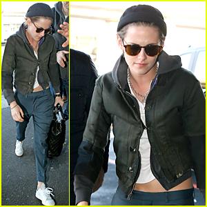 Kristen Stewart Practiced French For Cesar Awards 2015 Acceptance Speech - Watch Now!