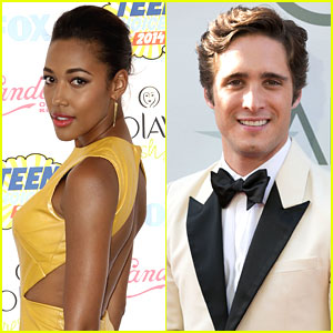 Kylie Bunbury Joins 'Under The Dome'; 'Scream Queens' Adds Diego Boneta