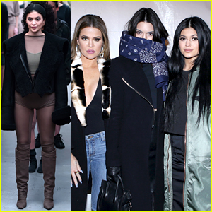 Kylie Jenner Follows in Kendall's Footsteps as NYFW Runway Model!