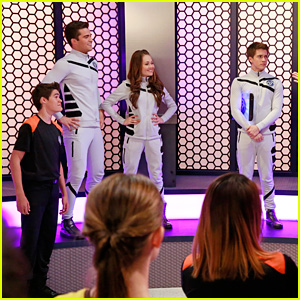 The 'Lab Rats' Arrive at Bionic Academy in This Exclusive Clip - Watch Now!