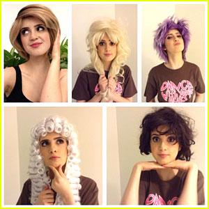 Laura Marano S Bad Hair Day Premieres Tonight Bad Hair Day
