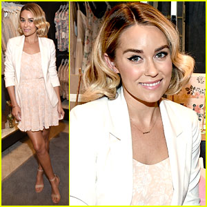 Lauren Conrad Kicks Off Paper Crown & Rifle Paper Co Pop Up Shop