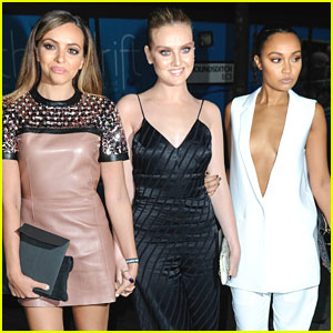 Little Mix Stick Together at Sony's BRITs After Party