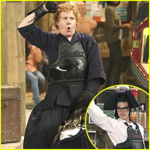 Joey & Artie: Samurai Fight on 'Liv & Maddie' Tonight!