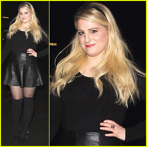 Who is Meghan Trainor's Date to Grammys 2015?