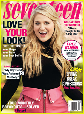 Meghan Trainor Explains How She Gained Confidence In Her Body