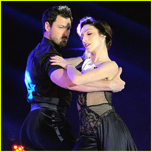 Meryl Davis on Maksim Chmerkovskiy: 'We Have A Life-Long Friendship'