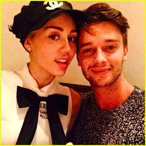 Miley Cyrus Makes Patrick Schwarzenegger Feel Like the Luckiest Guy in the World