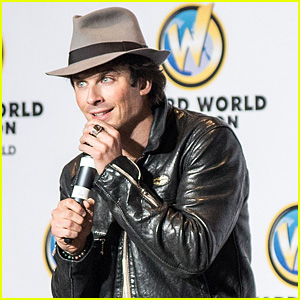 Ian Somerhalder Makes Nikki Reed 'Quite Happy'
