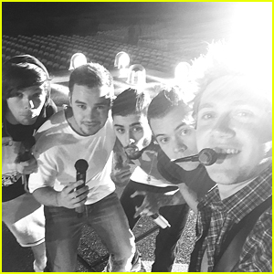 Niall Horan Gives Us The Best One Direction Selfie Ever