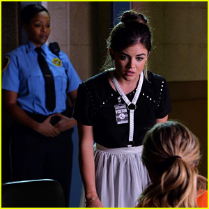 The Girls Visit Alison in Jail on Tonight's 'Pretty Little Liars' - See the Pics!